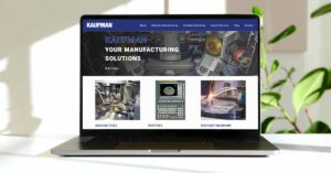 Welcome To The New Kaufman Manufacturing Website