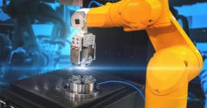 Automation And Robotics Come Of Age For Machine Tools